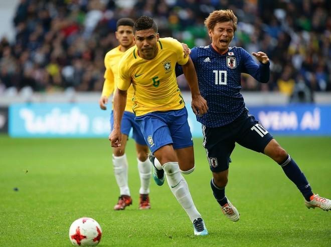 【現役の眼】橋本英郎がブラジル戦を見て考えた「日本はどうすれば強豪国に勝てるのか」