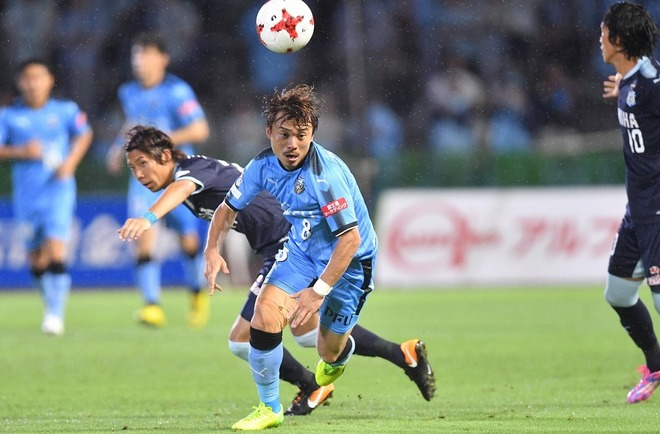 【現役の眼】元日本代表MF、橋本英郎がハリルジャパンに推す「5人の未招集組」