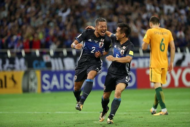 【現役の眼】元日本代表MF、橋本英郎が見極める「日豪決戦、勝負を分けたポイント」