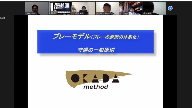 岡田メソッド指導者研修⑥プレーモデル:一般原則(守備)